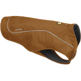 Ruffwear K-9 Overcoat Utility Chaqueta, Trailhead Brown